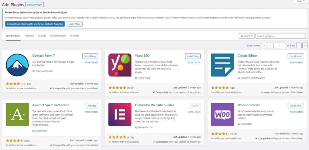 Start a blog with the best plugins