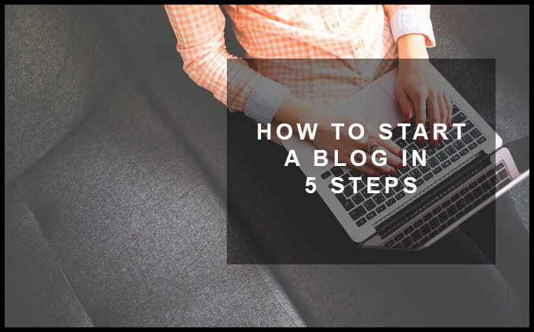 how to start a blog complete FI